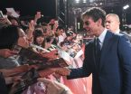Tom Cruise Meeting fans
