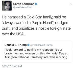 Trump hates Vetrens