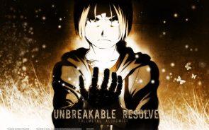 Unbreakable Resolve