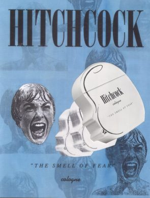 hitchcock Cologne – The Smell of Fear