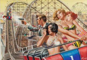 murder coaster