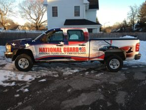 national guard truck