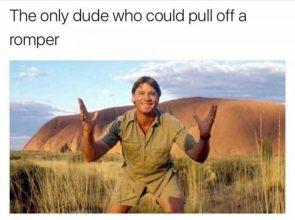 romper dude