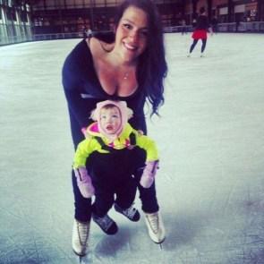 sexy ice skater