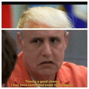 some light treason
