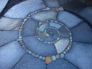 spiral rocks