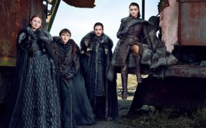 the surviving Starks