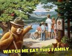 watch me eat this family