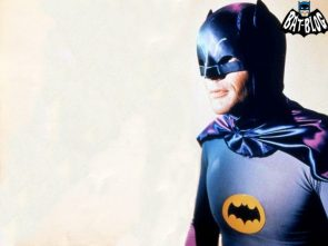Adam West – Dramatic Batman