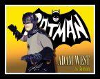 Adam West batman poster