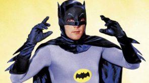 Adam West does a bat dance