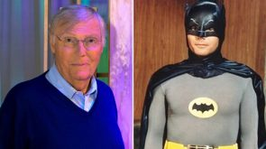 Adam West was batman