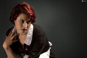 Alexandra Breckenridge was a Maid in American Horror Story