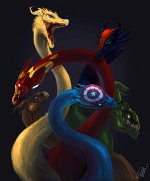 Avenger Dragons