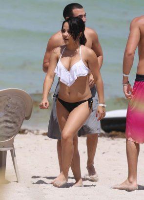 Becky Gomez in bikini