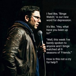 Bing Watching