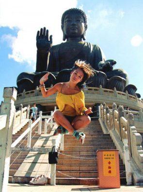 Buddha Jumper