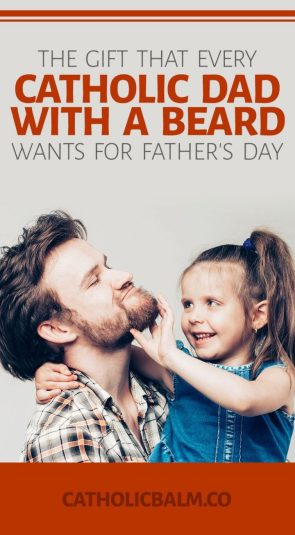 Catholic Dads with Beards