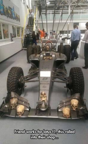 F1 Maximum Madness
