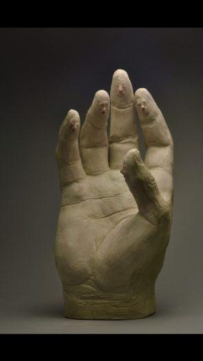Face Hands