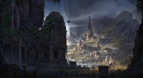 Fantastic Cave Town