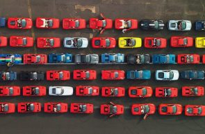 Ferrari Parade