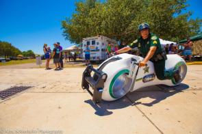 Florida Tron Cop