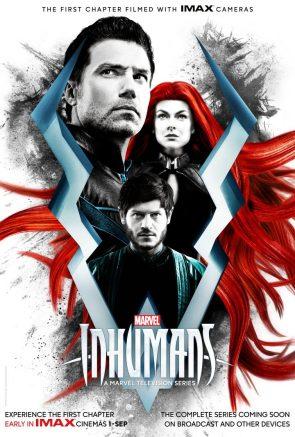 Inhumans Poster 2
