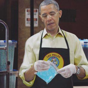 Los Pollos Obamos
