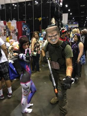 Mr Doom Cosplayer