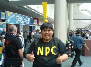 NPC Cosplay