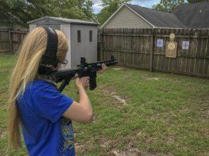 Shooting The Neighbors
