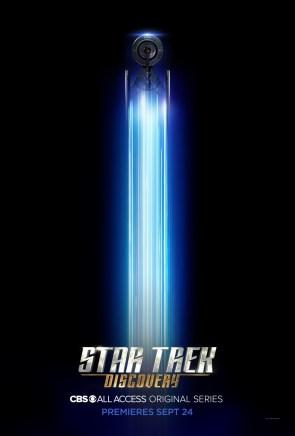 Star Trek Discovery vertical flirt
