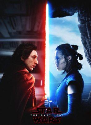 The Last Jedi fan poster