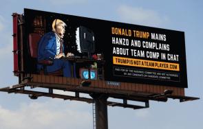 Trump Mains Hanzo