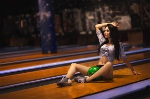 bowling ball humper