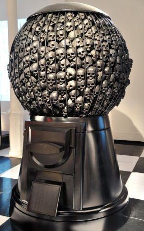 death ball machine
