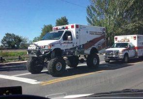 monster ambulance