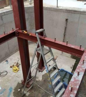 possibly bad ladder job