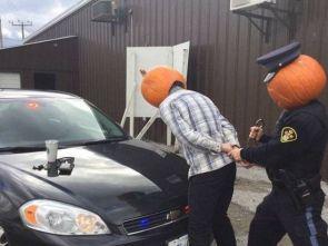 pumpkin arrest