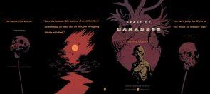Heart of Darkness Joseph Conrad Cover art by Mike Mignola