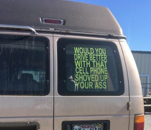 would you drive better