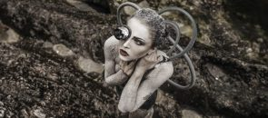 Cyborg Dirt Woman