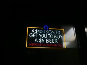 400 Sign