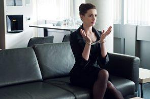 Anne Hathaway in handcuffs – The Dark Knight Rises