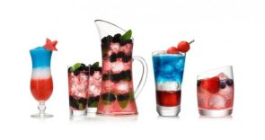 Beverages of Fourth of July