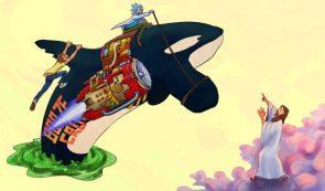 Booze Cruise Killer Whale
