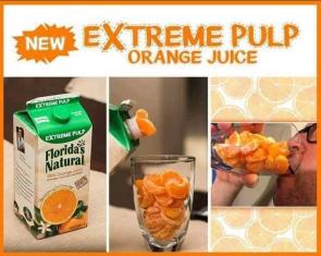 Extreme Pulp Orange Juice