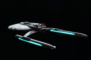 Federation Spaceship