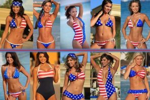 Fourth of July Swimsuit Collection
